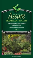 Assure 5-5-5 Transplant Success Fertilizer 4 LBS