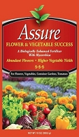 Assure 5-5-5 Flower & Vegetable Fertilizer 10 OZ