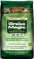 Assure 15-0-7 GrassMagic Premium Fertilizer 30 LBS
